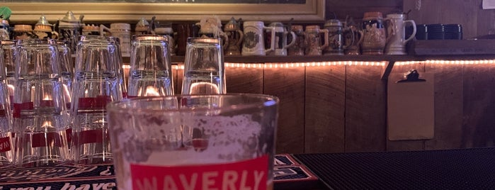 Waverly Brewing Company is one of Baltimore Favorites.