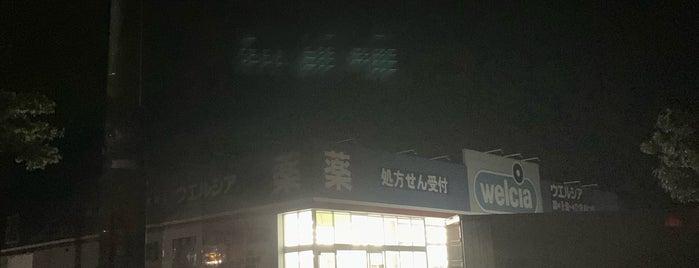 ウエルシア薬局 新潟さつき野店 is one of Shoheiさんのお気に入りスポット.