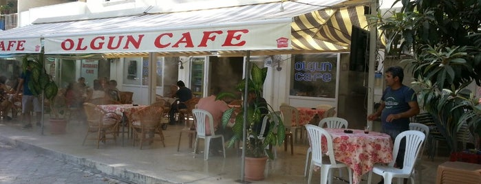 Olgun Cafe is one of Lieux qui ont plu à Sefa.