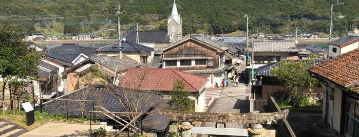 崎津諏訪神社 is one of Posti che sono piaciuti a モリチャン.