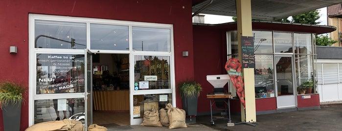 KFE Die kaffeerosterei is one of Europe specialty coffee shops & roasteries.