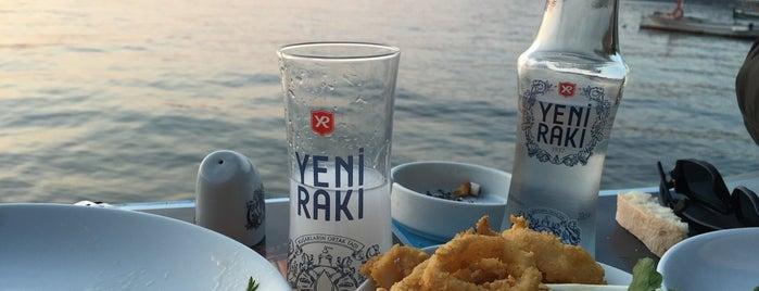 Ahtapotcu Mehmet Usta'nın Yeri is one of Cennet ve İlçeleri.