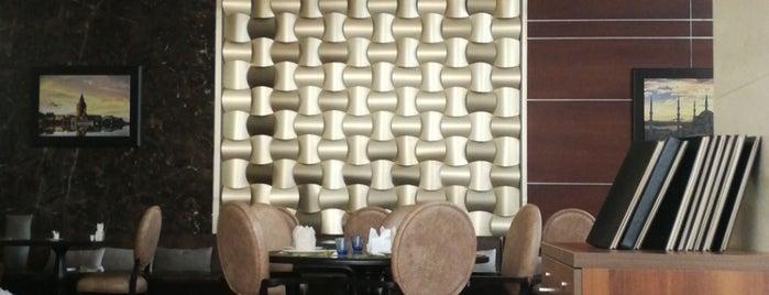 Grande restaurant is one of Doha.