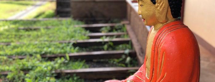 Mu Ryang Sa Buddhist Temple is one of Tempat yang Disukai Rich.
