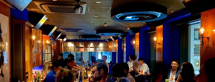 GINZA MUSIC BAR is one of 銀座-日本橋.