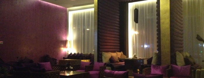 Glow Lounge is one of Jeddah, The Bride Of The Red Sea.