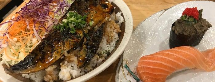 Haru Hana Japanese Cafe is one of KKU food.
