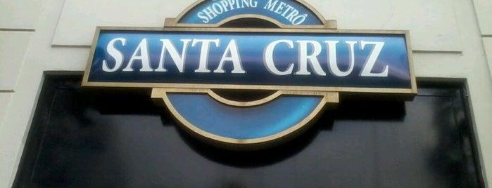 Shopping Metrô Santa Cruz is one of Shopping.