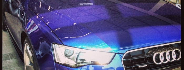 Audi Eröz Otomotiv is one of Locais curtidos por Sarper.