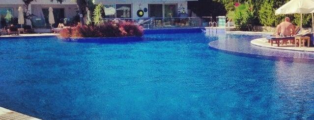 Voyage Deluxe Pool is one of Ahmet : понравившиеся места.