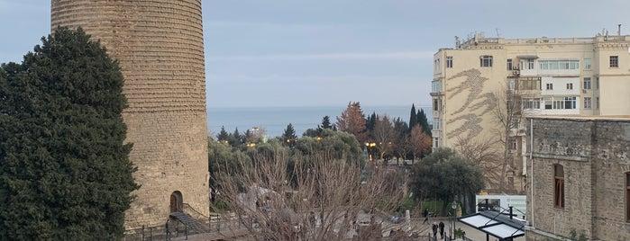 Çay Bağı 145 is one of Baku.