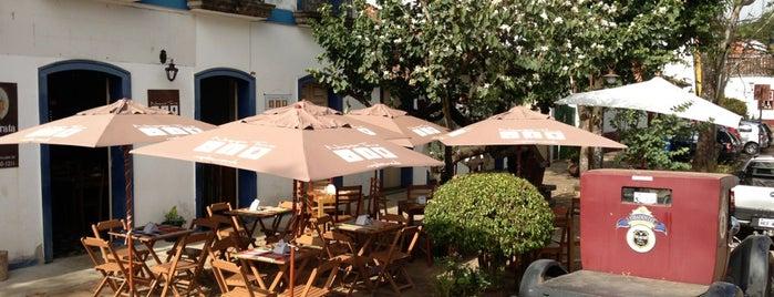 Restaurante Nossa Terra is one of Minas historica.