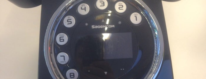 Sagemcom is one of Orte, die Mark gefallen.