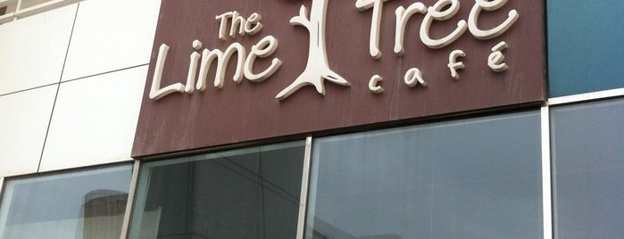 Lime Tree Cafe is one of Food in Dubai, UAE.