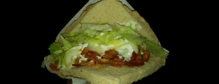 Kebap Deluxe is one of Vienna Kebab.