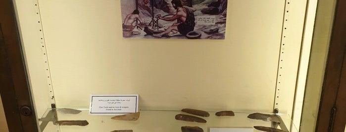 Jordan Archeological Museum is one of Jordan.