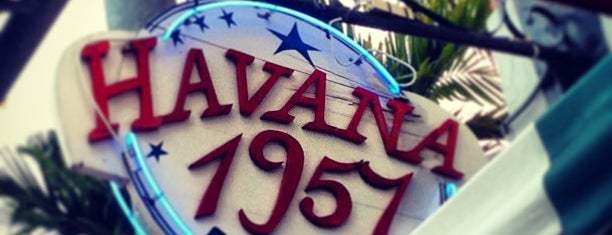 Havana 1957 Cuban Cuisine is one of Miami / Ft. Lauderdale.