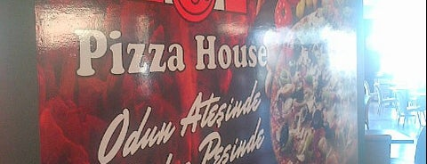 Pizza House is one of my favorites.