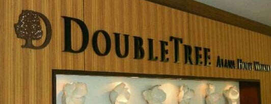 DoubleTree by Hilton Hotel Alana - Waikiki Beach is one of USA Hawaii Oahu.