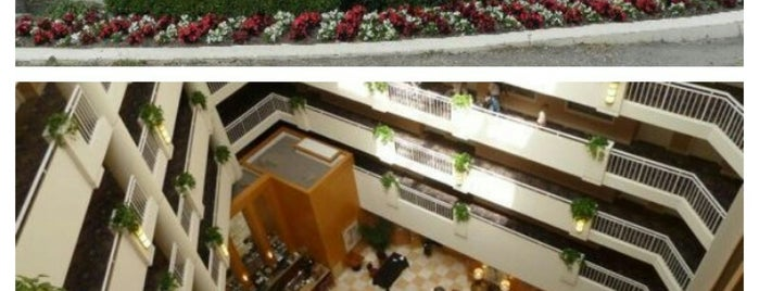 DoubleTree by Hilton is one of Orte, die Julia gefallen.