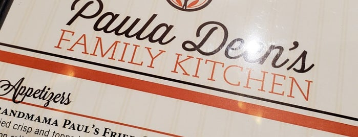 Paula Deen's Family Kitchen is one of Lizzieさんの保存済みスポット.