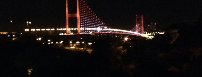 Bosporus-Brücke is one of Istanbul 2014.