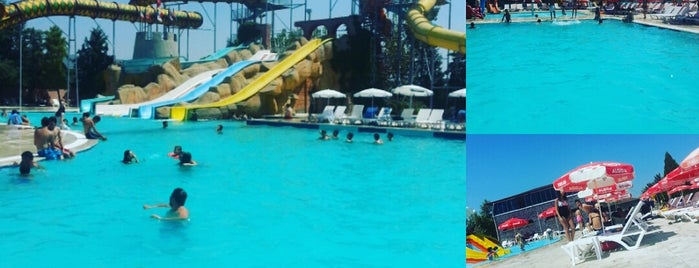 Çavuşoğlu Aquapark is one of Bahar : понравившиеся места.