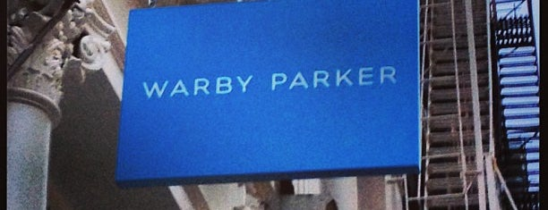 Warby Parker is one of New York City - April 2013.