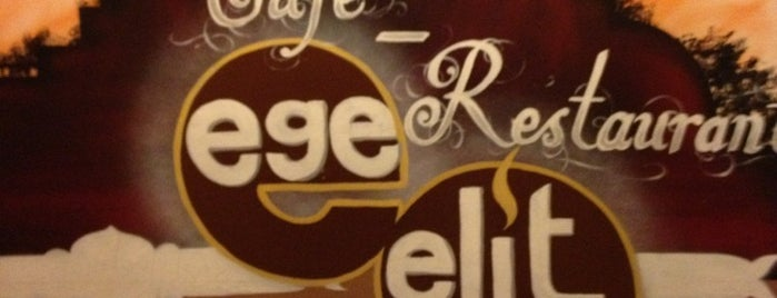 Ege Elit Cafe Restaurant is one of Lugares guardados de Olga.