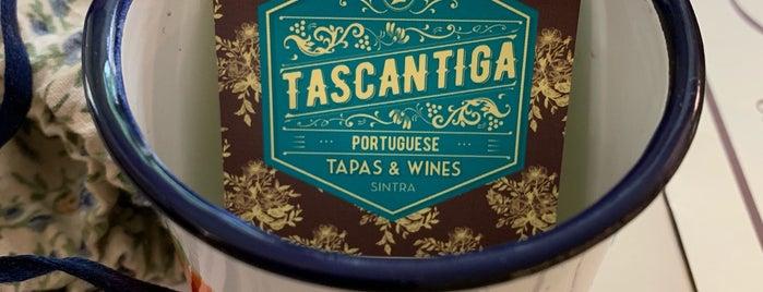 Tascantiga is one of Sintra.
