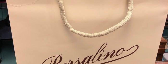 Borsalino is one of Eternal City🏛🛵.