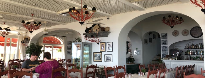 Ristorante Buca di Bacco is one of Amalfi Coast.