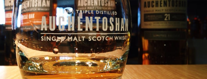 Auchentoshan Distillery is one of Alexandraさんのお気に入りスポット.