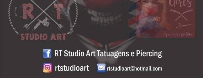 RT Studio Art is one of Rio claro.