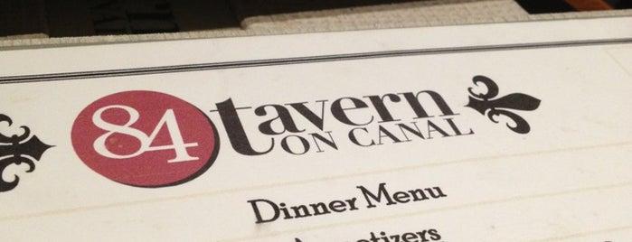 84 Aleworks Brewing & Tavern is one of Restaurants.