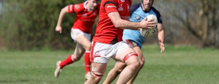 Richmond Rugby Club is one of Posti che sono piaciuti a Carl.