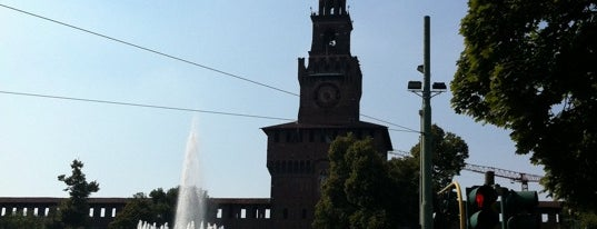 Musei Castello Sforzesco is one of Museus.