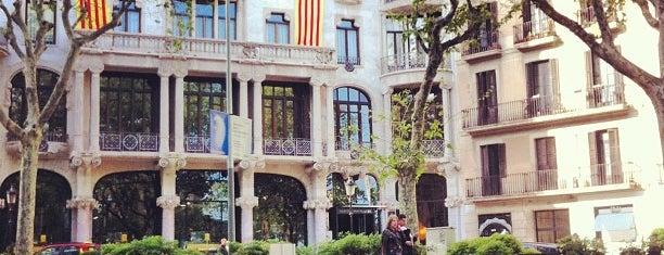 Jardinets de Gràcia is one of Barcelona.