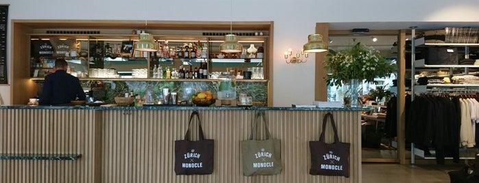 Monocle Café is one of Sven'in Beğendiği Mekanlar.