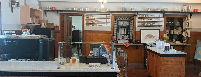 The Goodwitch Coffee Bar is one of Best of Chester.
