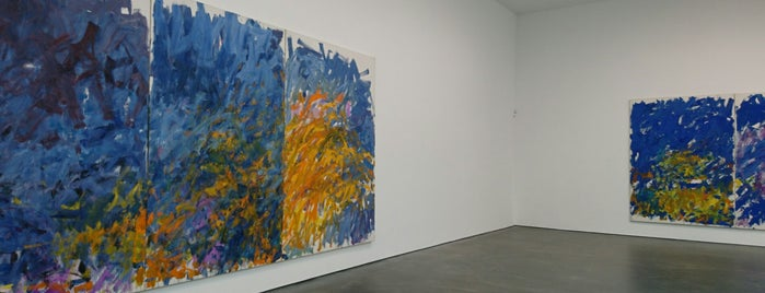 David Zwirner Gallery is one of newyork.