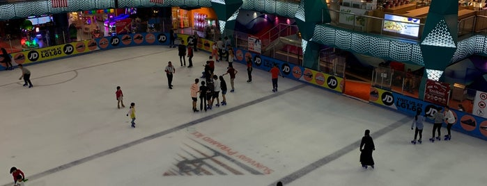Sunway Pyramid Ice is one of Attraction Places to Visit.