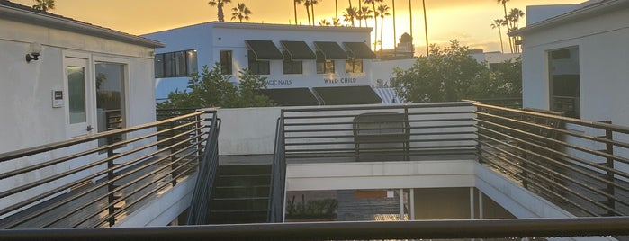 Lido Marina Village is one of Los Angeles.