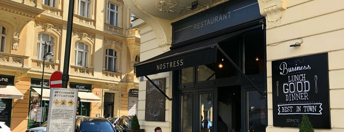 nostresscafe is one of Good coffee wanted.