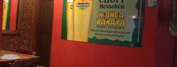 Manga Banana is one of conheço.