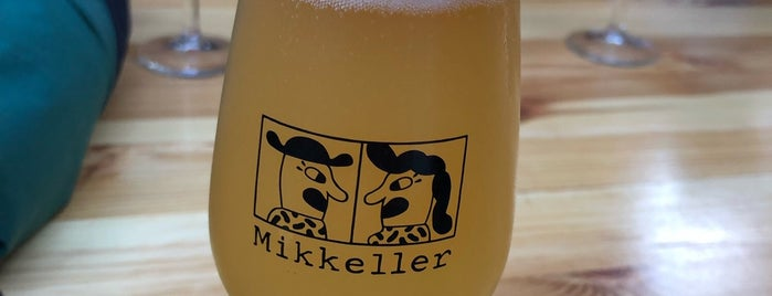 Mikkeller Pop Up Bar is one of Christianさんのお気に入りスポット.