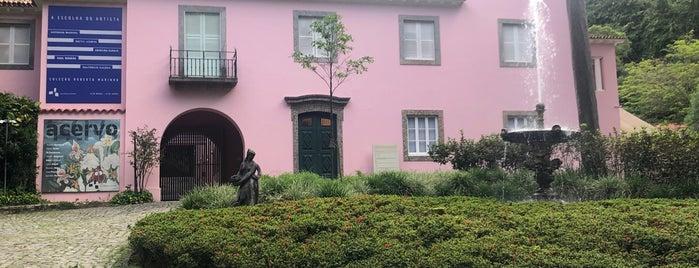 Instituto Casa Roberto Marinho (ICRM) is one of Novos e Inéditos.