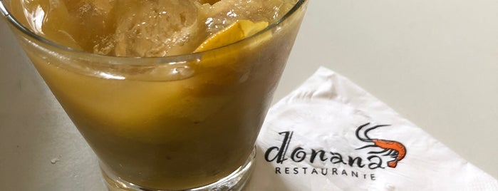 Donana Restaurante is one of Praia do Forte.