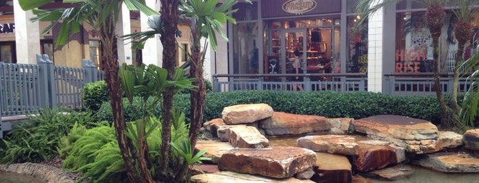 The Falls is one of Best Shopping Spots in Miami.