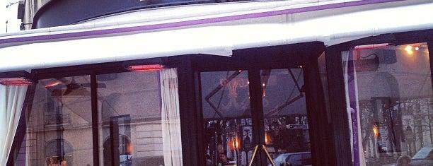 L'Avenue is one of Paris - best spots! - Peter's Fav's.